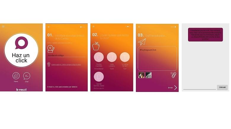 Resumen pantallas B-resol