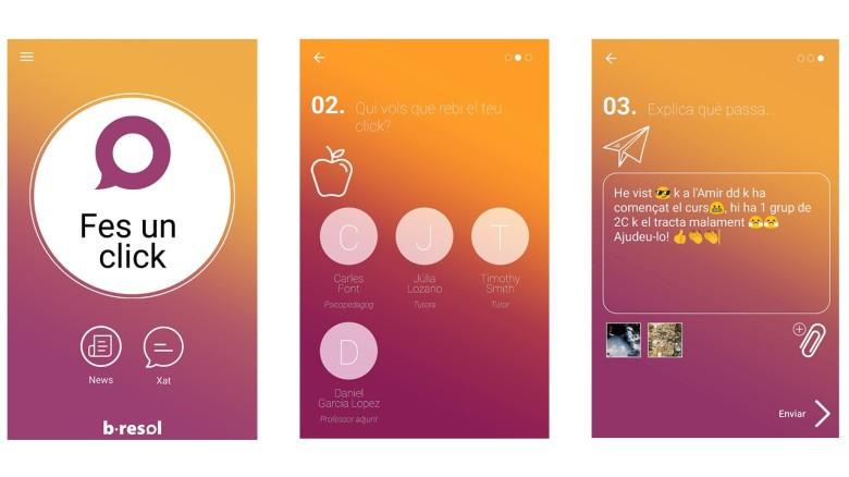 Slide app b-resol